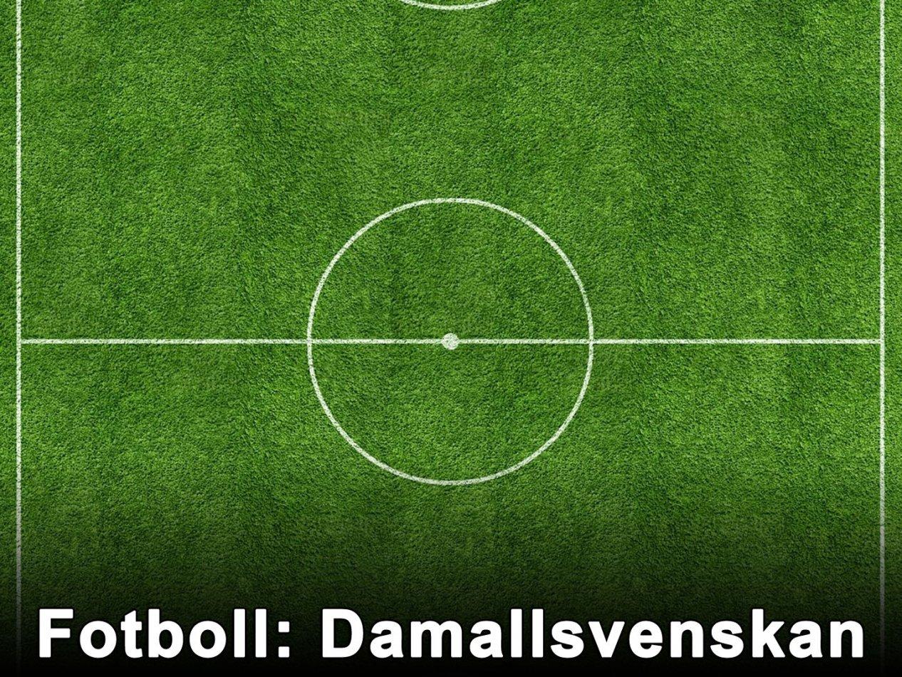 Fotboll: Damallsvenskan
