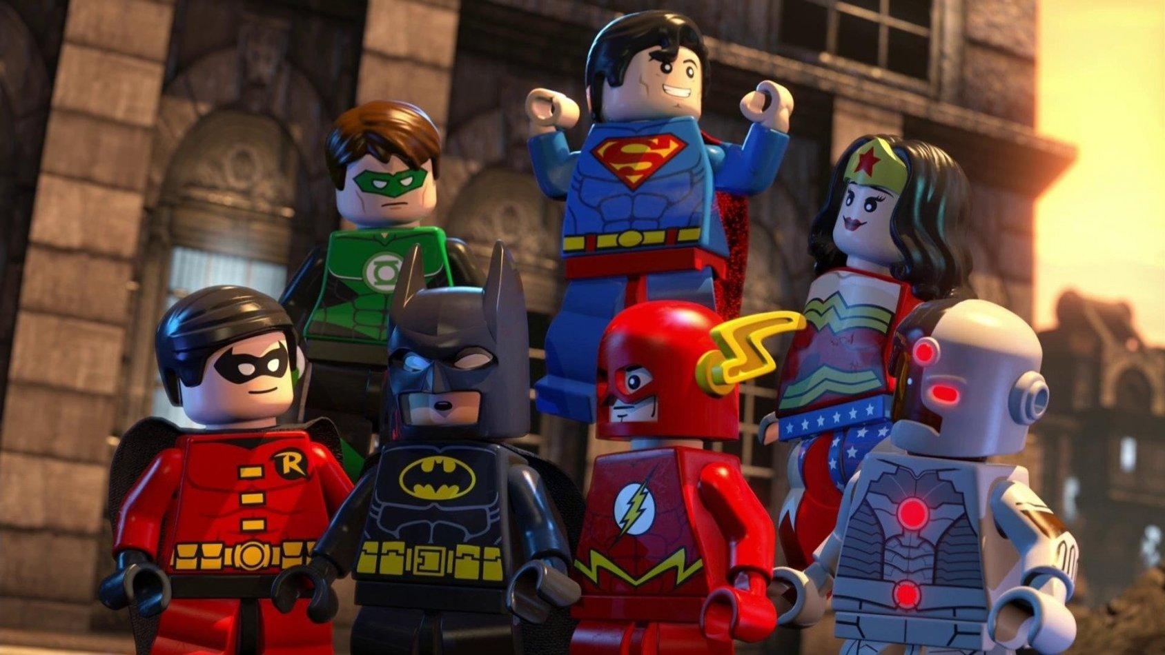 Lego Batman: Lagens väktare