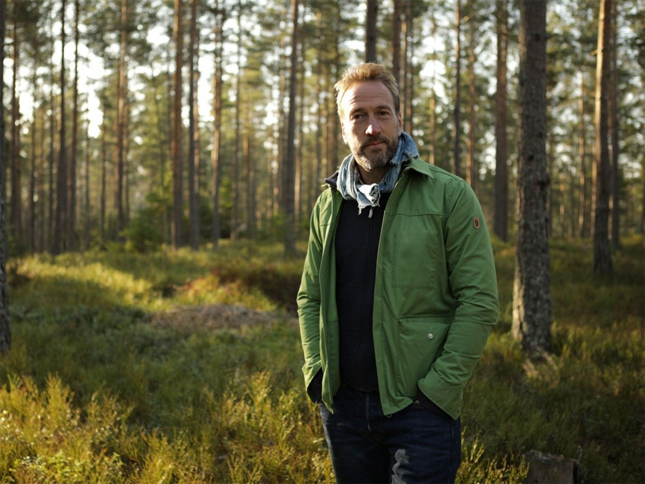 Ben Fogle: New Lives in the Wild