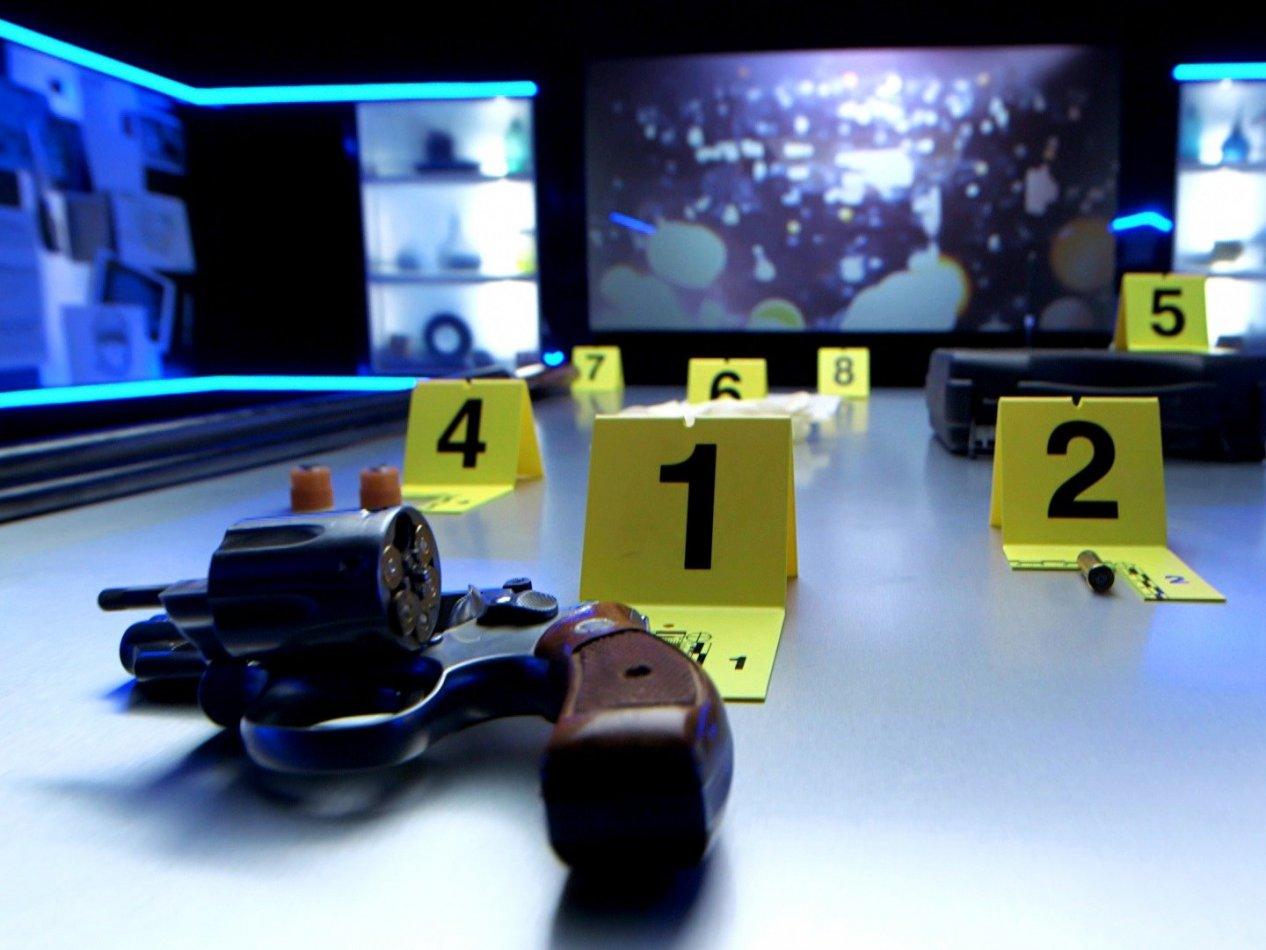 Crime Scene Solvers